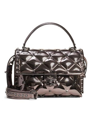 Valentino candystud top handle satchel