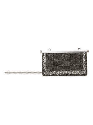 Valentino Carry Secrets Small Jeweled Clutch Bag