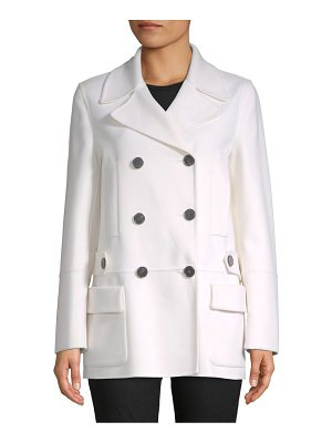 Valentino Classic Double-Breasted Coat