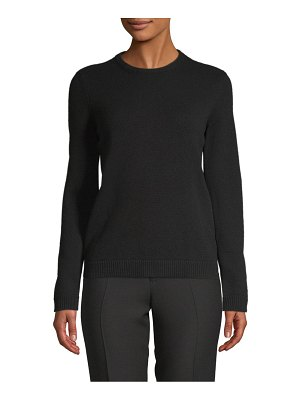 Valentino Classic Long-Sleeve Sweater
