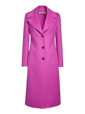 Valentino Compact wool & cashmere coat
