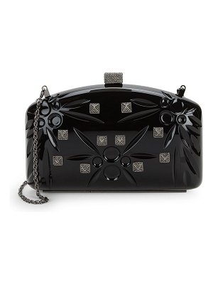 Valentino Crystal-Embellished Shoulder Bag