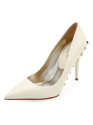 Valentino Jaw-Studs Pointed Pumps