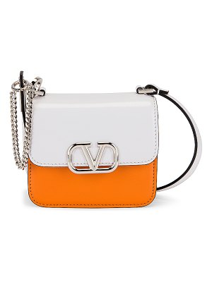 Valentino micro vsling shoulder bag