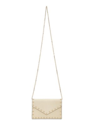Valentino off-white  garavani rockstud chain bag