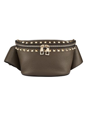 Valentino Rockstud Leather Belt Bag