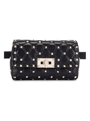 Valentino rockstud spike belt bag