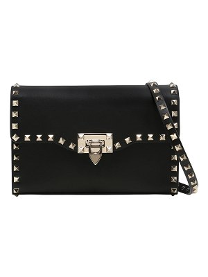 Valentino Small rockstud smooth leather bag