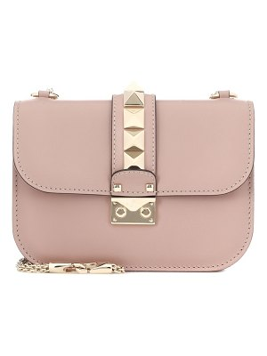 Valentino Valentino Garavani Lock Small leather shoulder bag