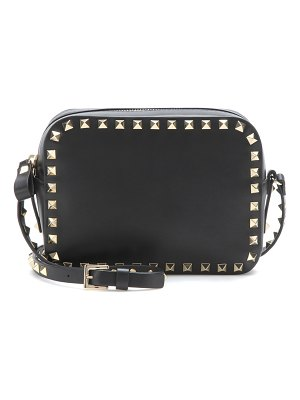 Valentino valentino garavani rockstud leather crossbody bag