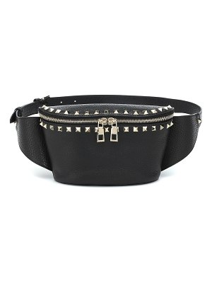 Valentino valentino garavani rockstud spike leather belt bag