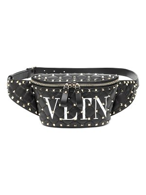 Valentino valentino garavani rockstud spike vltn leather belt bag