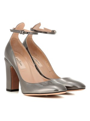 Valentino Valentino Garavani Tan-go leather pumps