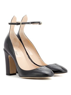 Valentino Valentino Garavani Tan-go patent leather pumps