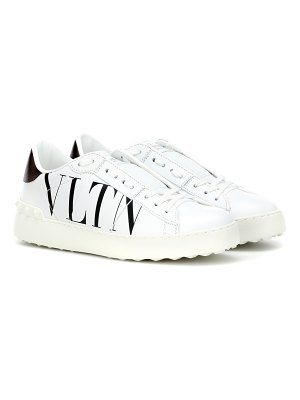 Valentino valentino garavani vltn leather sneakers