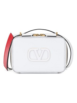 Valentino valentino garavani vsling leather shoulder bag