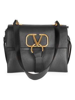 Valentino small vsling leather shoulder bag
