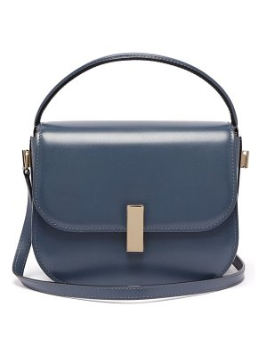 VALEXTRA iside cross body leather bag