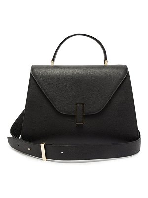 VALEXTRA iside large leather top handle bag