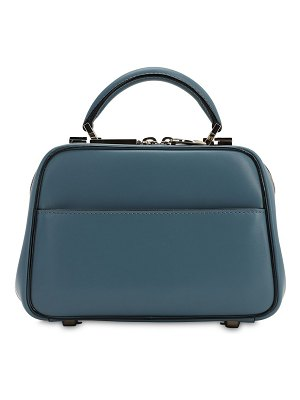 VALEXTRA Serie s smooth leather bag