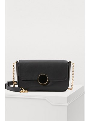 Vanessa Bruno Moon leather shoulder bag