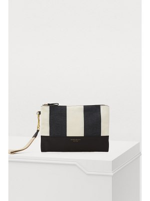 Vanessa Bruno Zipped clutch