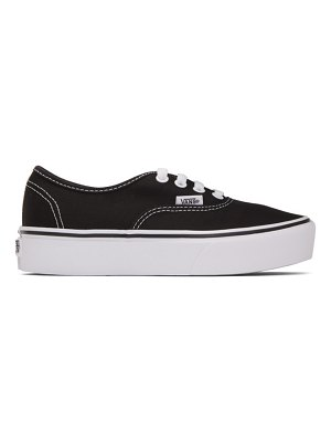 Vans og authentic platform sneakers