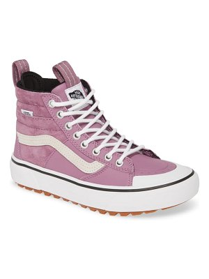 Vans sk8-hi mte 2.0 dx water resistant high top sneaker