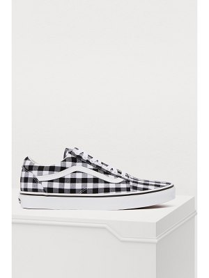 Vans Vans Old Skool gingham sneakers