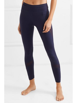 Varley archer mesh-paneled stretch leggings