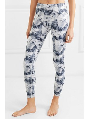 Varley biona printed stretch leggings