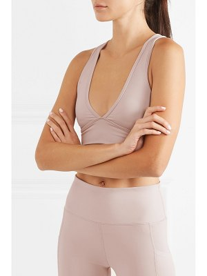 Varley brooks cutout stretch sports bra