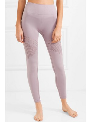 Varley jill perforated stretch leggings