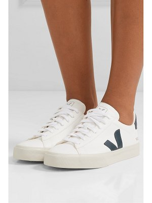 VEJA net sustain campo leather sneakers