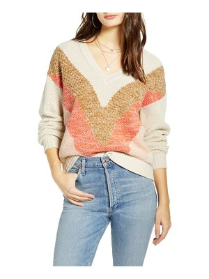 Vero Moda chevron sweater