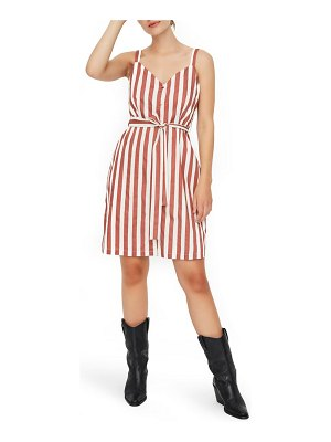 Vero Moda delta stripe sundress