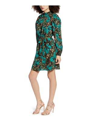 Vero Moda liliana floral long sleeve dress
