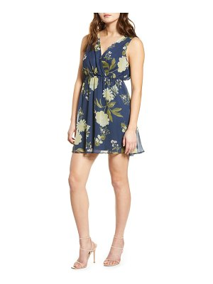 Vero Moda lucca floral print sleeveless dress