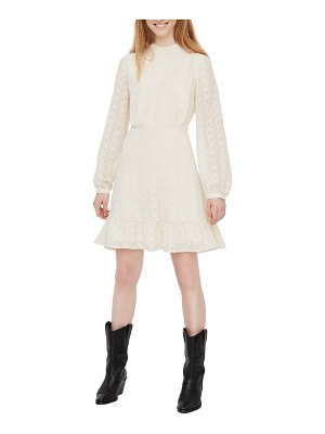 Vero Moda lykke long sleeve minidress