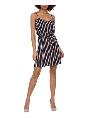 Vero Moda simply easy tie waist minidress