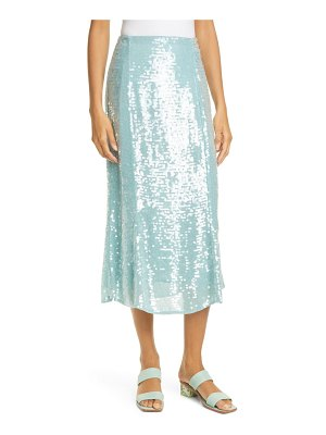 Veronica Beard abigail sequin midi skirt