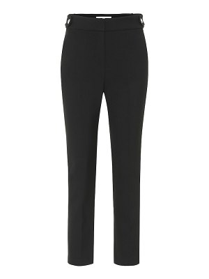 Veronica Beard gamila stretch-crêpe slim pants