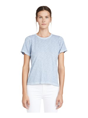 Veronica Beard Jean laura crew neck tee
