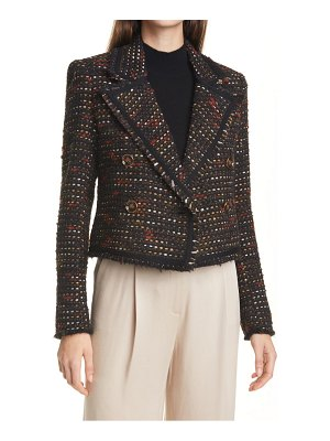 Veronica Beard nalani tweed jacket