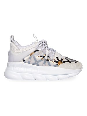 VERSACE chain reaction chunky sneakers