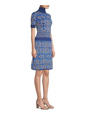 Versace Collection fit-&-flare dress
