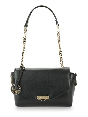 Versace Collection Leather Shoulder Bag