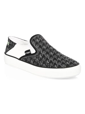 VETEMENTS babouche slip-on sneakers
