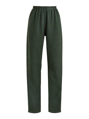 VETEMENTS Hem hole track pants