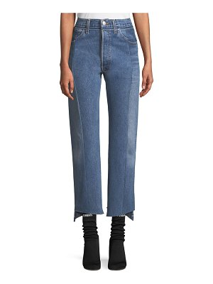 VETEMENTS Reworked Push-Up Jeans